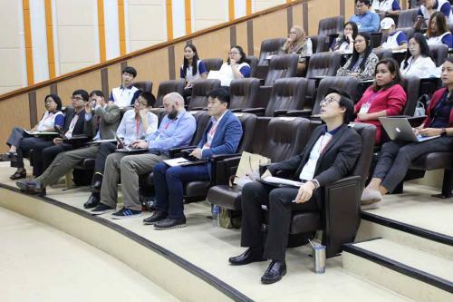 international symposium ๑๙๑๑๐๘ 0087